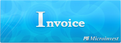 Microinvest Invoice